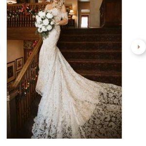 Ines de Santo Delight wedding dress